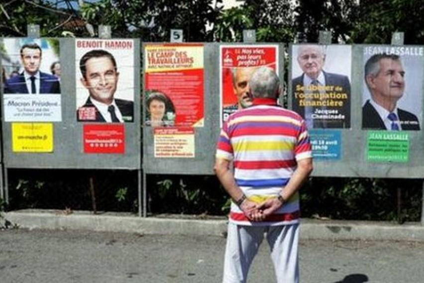 Претседателски избори во Франција од кои зависи иднината на ЕУ