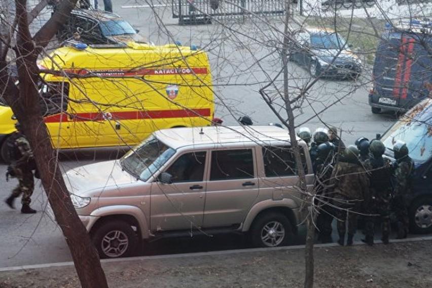 Напад врз руското ФСБ  има убиени