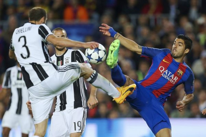 Храбриот Јувентус без проблеми мина на  Камп Ноу quot   Монако ја комплетираше полуфиналната четворка во ЛШ