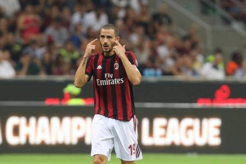 Лео за својот прв капитенски говор во Милан  Бонучи откри што им порачал на своите соиграчи пред мечот со Шкендија