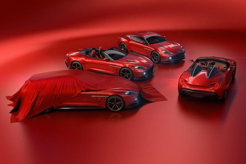 Zagato го разубавува Aston Martin   пристигнуваат 2 нови модели