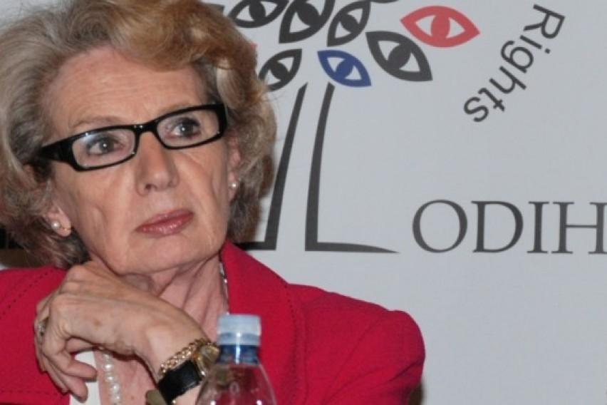 Одри Гловер шеф на мисијата на ОДИХР во Македонија