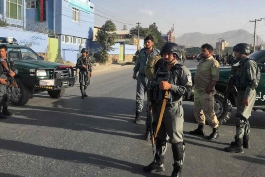 Тројца загинати во самоубиствен напад во Кабул