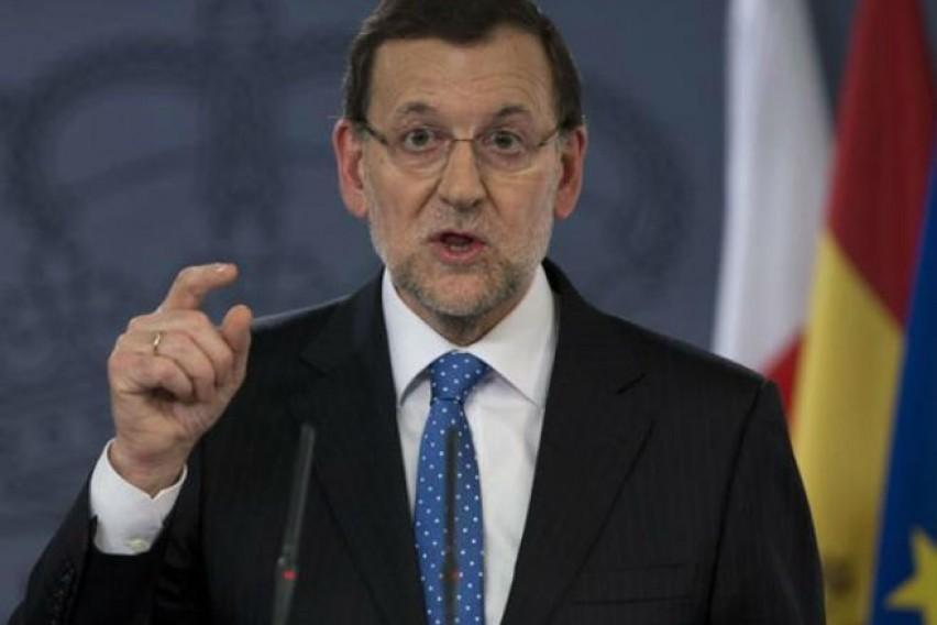 Рахој  Каталонскиот референдум не смее да се одржи