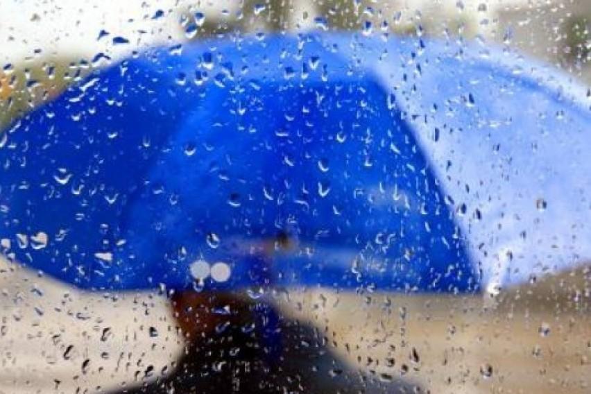 Времето денес  Променливо облачно со услови за дожд