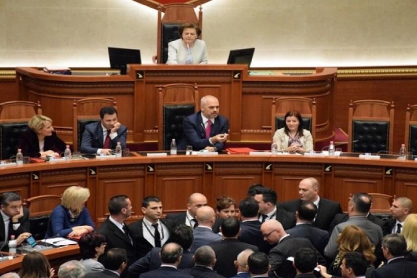 Албанското собрание ја изгласа програмата на владата  Рама 2