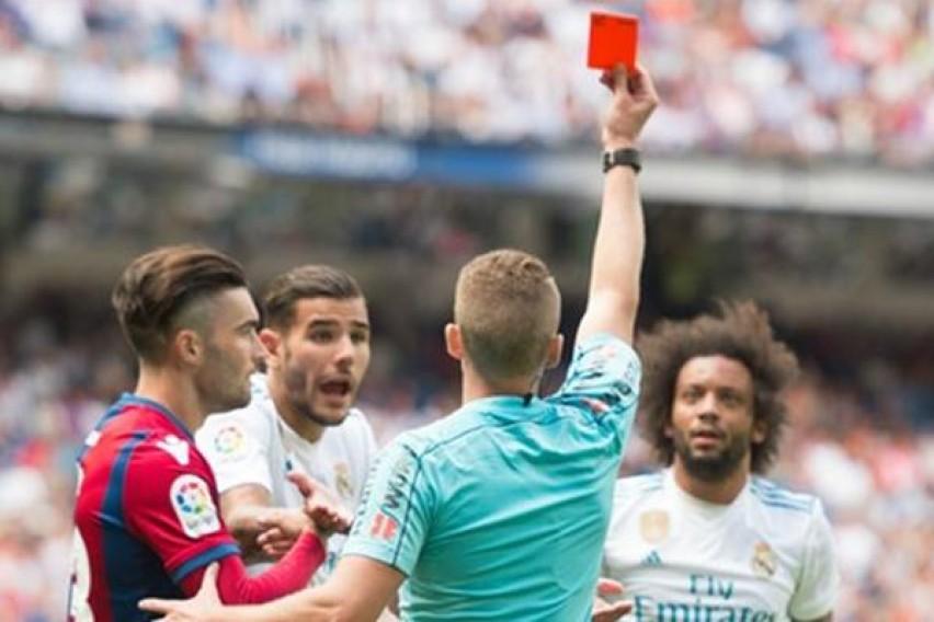 Марсело ја дозна казната за својот неспортски потег против Леванте  па доби награда од Реал Мадрид