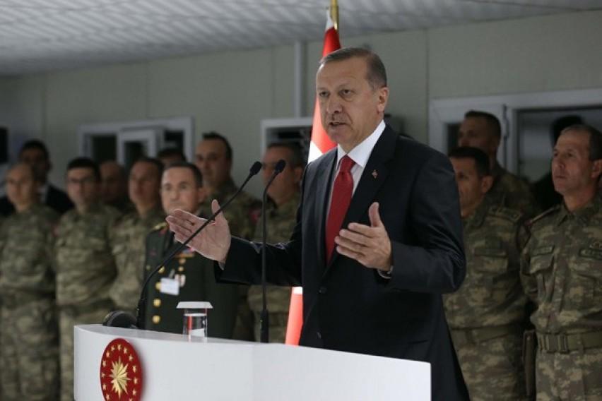 Ердоган најави голема модернизација на армијата