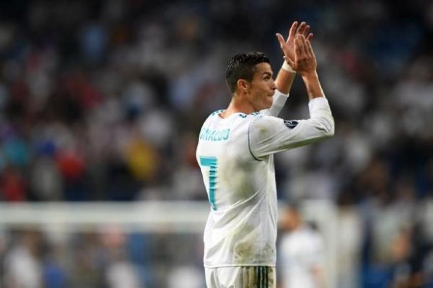 Роналдо испиша историја во ЛШ со вториот гол  па направи нешто невообичаено при прославата со што ги зачуди сите на  Бернабеу