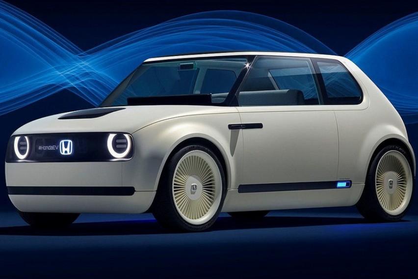 Urban EV  Електричниот концепт на Honda е совршен спој на ретро и модерно