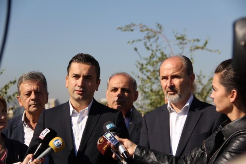 Коневски најави поврзување на Аеродром и Гази Баба со нов мост