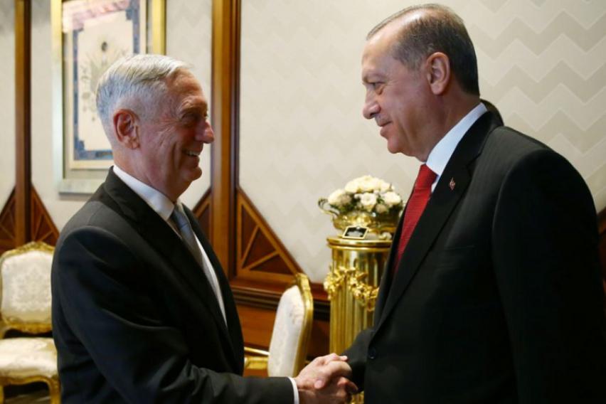 Американците не се откажуваат  но дали и Ердоган мисли така  Напорно работиме Турција да остане наш сојузник