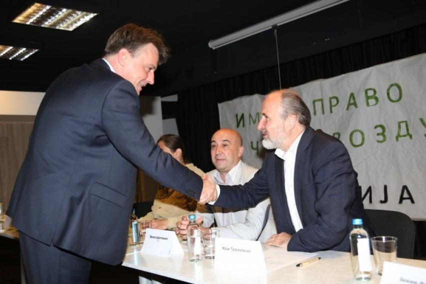 Кандидатите за градоначалник на Скопје се обврзаа дека ќе го решат проблемот со загадувањето
