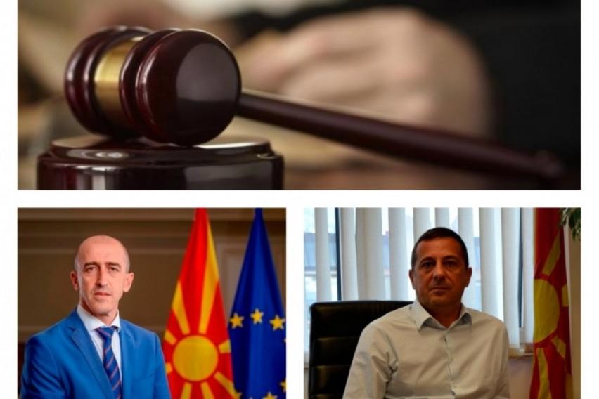 Министерот за правда и заменикот се повлекуваат од Советот за реформи во правосудството