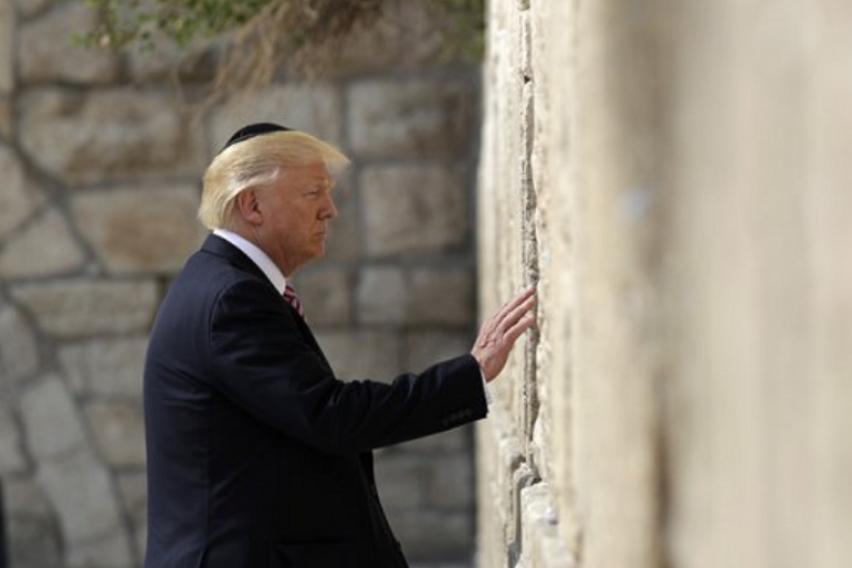 Светот на нозе после одлуката на Трамп да го признае Ерусалим за главен град на Израел  Лидерите на западните  но и на муслиманските земји загрижени