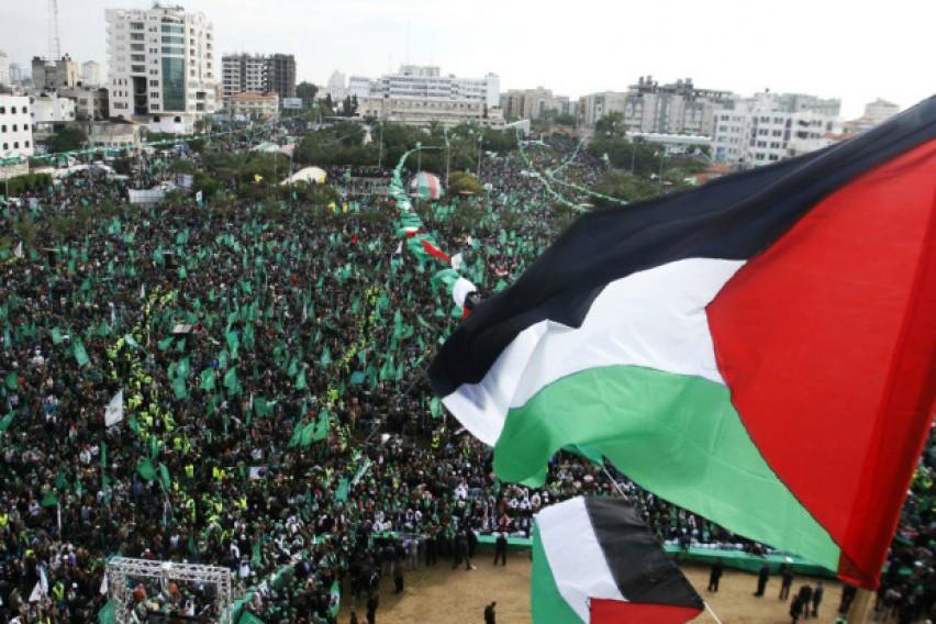 Лидерот на Хамас ги повика Палестинците на востание