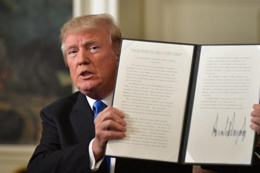 Историска одлука  И покрај заканите и драматичните предупредувања  Трамп го призна Ерусалим за главен град на Израел