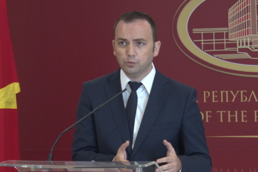 Османи  Нов министер за здравство по 25 декември