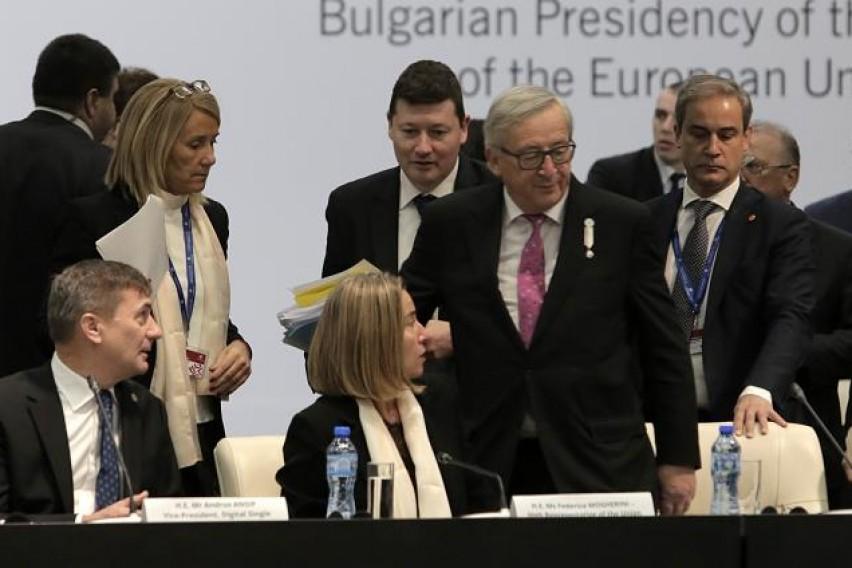 Јункер  Западен Балкан е главен приоритет на бугарското претседателство со ЕУ