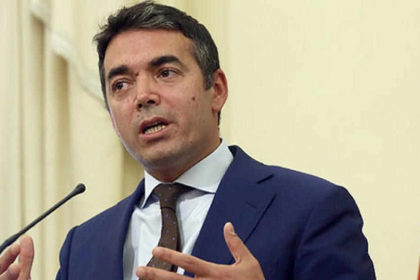 Димитров  Можно е Нимиц во среда да излезе со првичен предлог за името
