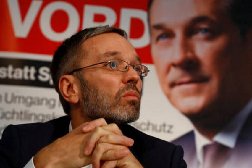 Австриски министер со нацистички речник  Бегалците треба да бидат  концентрирани  во големи центри
