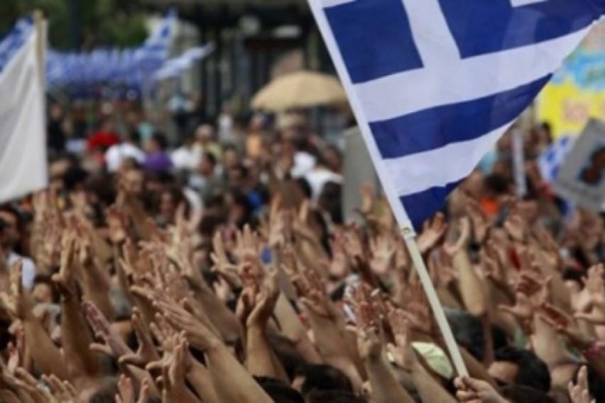 Атина парализирана  илјадници протестираат поради новите реформи