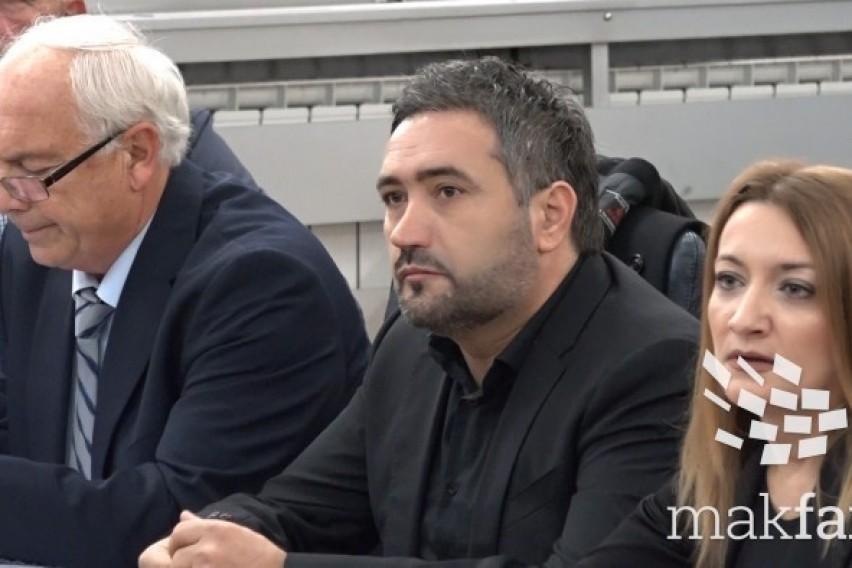 Се разболе адвокатката на обвинет во  Труст