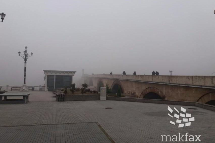 Скопје го надмина годишниот ЕУ лимит за аерозагадување уште во февруари
