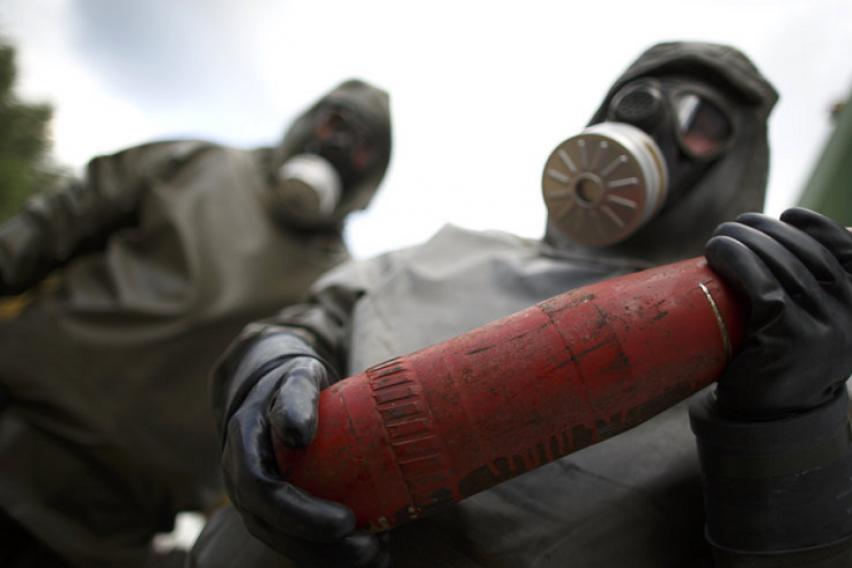 Русите предупредуваат  Имаме дојава   Ал Каеда и  Белите шлемови  ќе изведат хемиски напад во Сирија