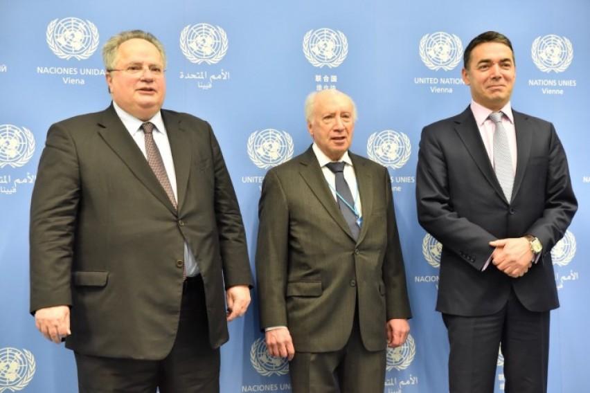 МНР не соопшти детали од средбата на Димитров и Коѕијас со Нимиц