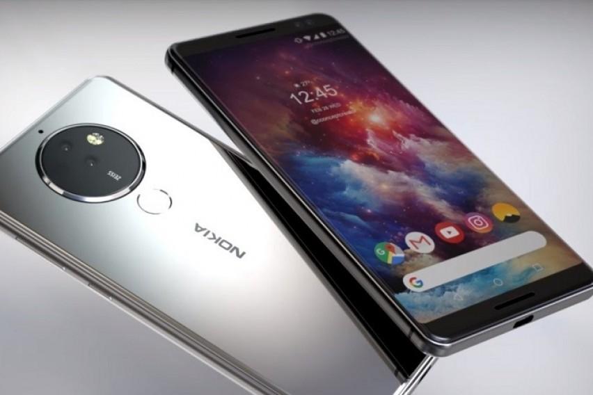 Новата Nokia 8 Pro има пет камери и Snapdragon 845