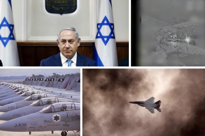 Одмаздата на Израел е брутална  Најинтензивна акција против Сирија во последните три децении