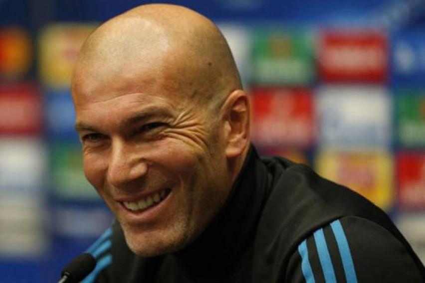 Зидан за првпат посочи кој тренер може да го наследи во Реал