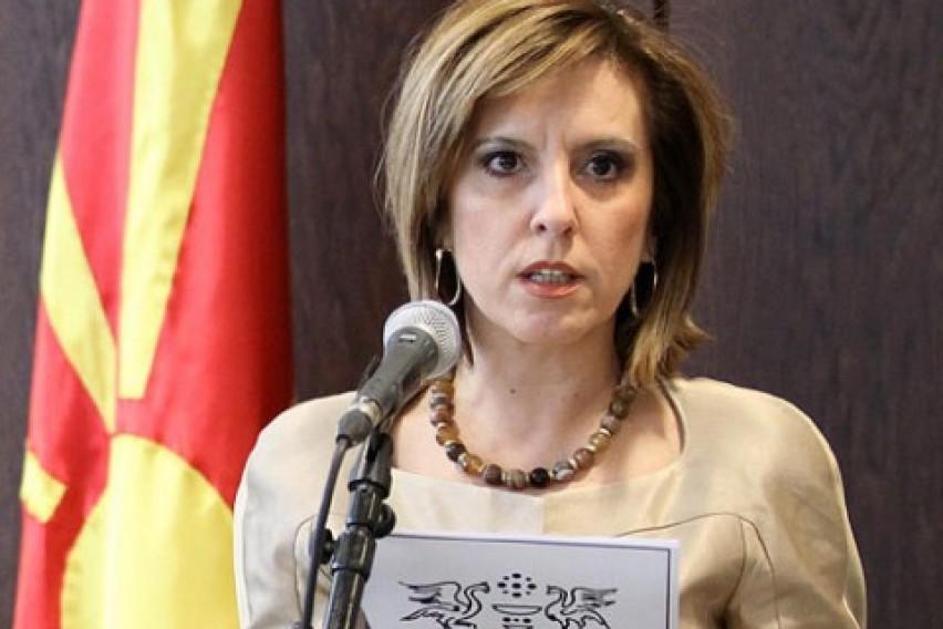 Канчевска Милевска не се чуствува виновна за  Тендери