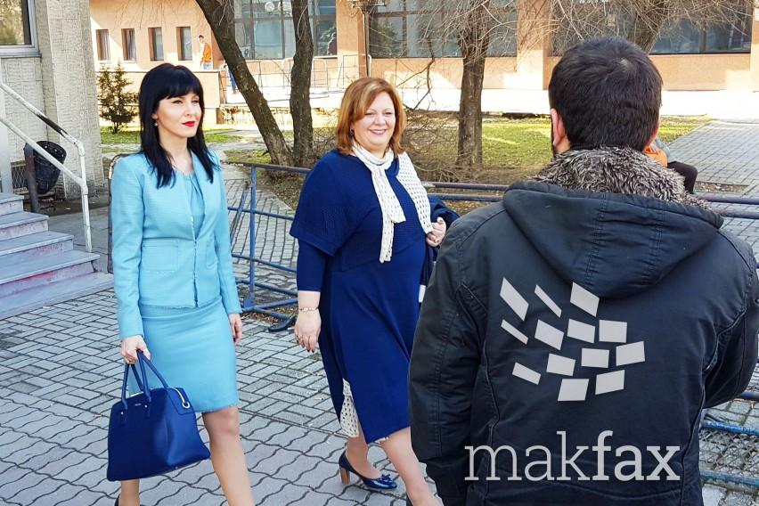 Фатиме побара притвор за обвинет во  Шлаканиците    ларингитис не може да биде пречка за присуство на судењето