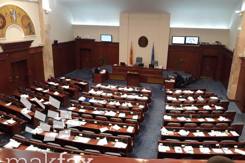 СДСМ  Законот за јазици и служи на опозицијата како изговор за блокада на реформите