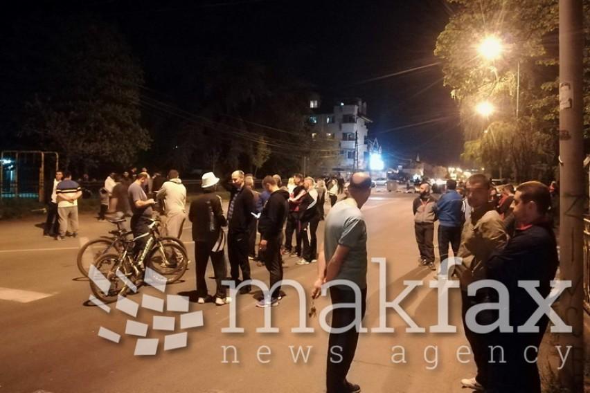 Жителите на Ѓорче Петров денеска на нови протести поради вчерашниот инцидент