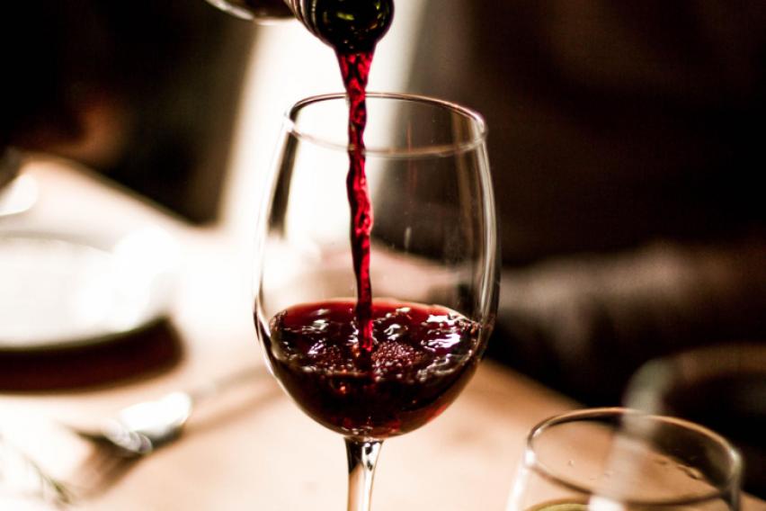 приворотное вино