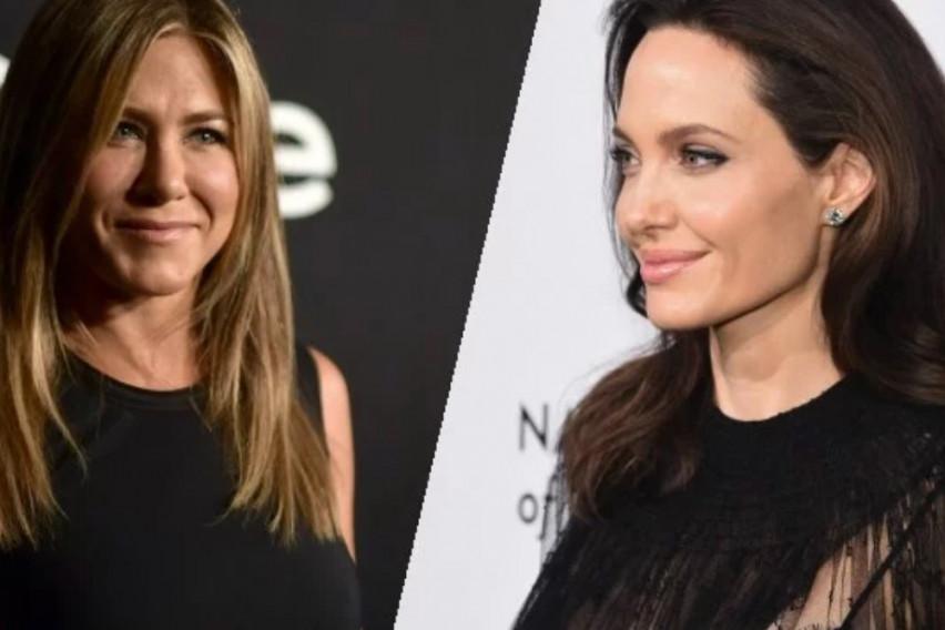 Џенифер Анистон во тајно интервју открила што навистина мисли за Анџелина  Џоли
