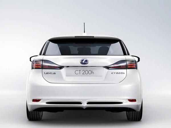 Премиум хибрид од компактната класа - Lexus CT 200h Lexus-CT_200h-(11)