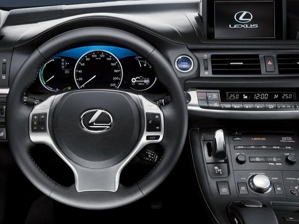 Премиум хибрид од компактната класа - Lexus CT 200h Lexus-CT_200h