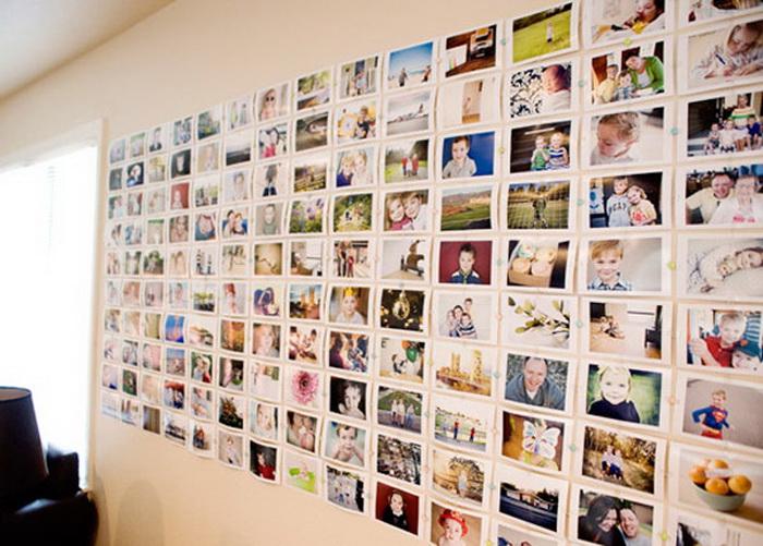 Коллажи на стену из фото своими руками